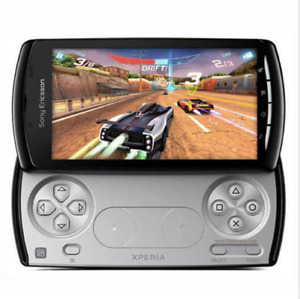 Sony Ericsson XPERIA PLAY R800i Smartphone Unlocked GSM Android Game (black)