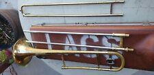 Trombone F .E OLDS son Fullerton Cal