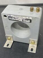 Square D 180-401 Current Transformer 400:5 10kV 600V 25-400Hz  USED