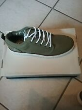 Original Penguin Men's Carlin Walking Canvas Sneakers Size 7.5 Olive