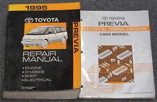 Repair Manuals Literature For Toyota Previa For Sale Ebay