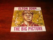 ELTON JOHN THE BIG PICTURE ALBUM!!!FRENCH ONLY PROMO CD