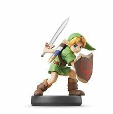 Nintendo amiibo Super Smash Bros. YOUNG LINK 3DS Wii U Switch Accessories NEW