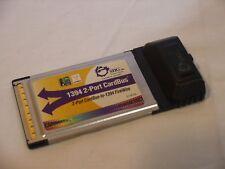 Siig CardBus Pro Ieee-1394 FireWire Pc Card Adapter