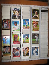 2003 Topps Gallery Baseball Base & Inserts Approximately 129 Card Lot