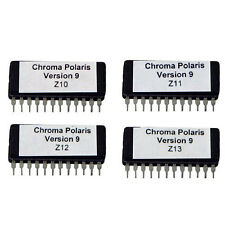 Rhodes Chroma Polaris Version 9 firmware OS update EPROM