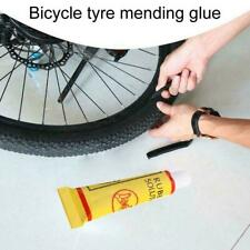 Bicycle Cycling Tire Tube Patching Glue Rubber Cement Tool Adhesive New S7L3