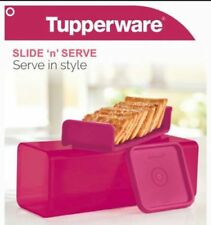 Rock N Serve Rectangular Plastic Food Containers, Utensils & Sets
