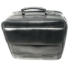 Targus Laptop Computer Black Business Briefcase Messenger Bag Travel Case 15 in