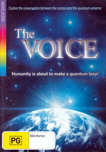 The Voice - Humanity is about to make a quantum leap! - DVD