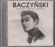 BACZYNSKI - BARTOSZ CHAJDECKI OST SOUNDTRACK TOP RARE POLISH OOP OST CD POLAND