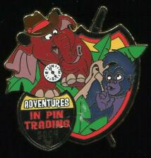 WDW AK Adventures in Pin Trading Terk and Tantor LE Disney Pin 29499