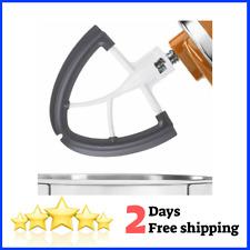 Flex Edge Beater Kitchen Aid Quart Stand Mixer Flat Blade Edge Bowl Scraper
