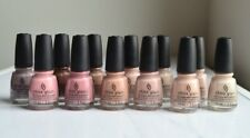 China Glaze SHADES OF NUDE Special Collection 2017 Full 12 pcs
