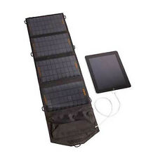 Ventura SPV140 viajar 14 vatios 4 panel portátil USB cargador de energía solar