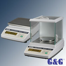 G&G JJ-B 100g/1mg-200g/1mg-2kg/3kg/0.01g Industrie Präzisionwaagen Laborwaage