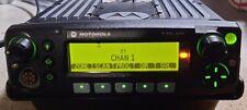Motorola Astro XTL2500 P25 Digital Radio 7/800MHz 870CH 35W HUGE FLASH Free Prog