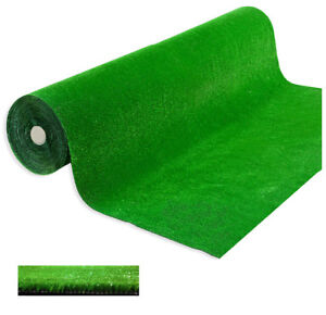 Lawn Fake Grass Synthetic Roll 1 x 5 MT Mantle Grassy Turf Pool Terrace