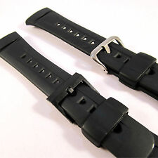 WATCH STRAP to fit CASIO G-SHOCK G2900 Black Rubber Resin Replacement Brand New