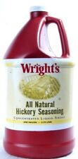 Wrights Hickory Liquid Smoke 1 Gallone