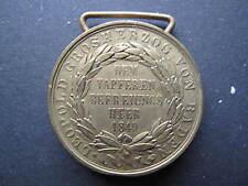 ORDEM medaglia al coraggiosi befreihungs esercito 1849 Granduca Leopoldo di Baden