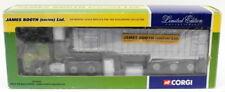 Corgi 1/50 Scale Model Truck CC13510 - Volvo FM Bulk Tipper - James Booth