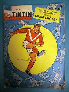 TINTIN Nos 773 DU 15 AOÛT 1963