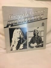 GREGG & DUANE ALLMAN S/T LP 1973 SEALED SPRINGBOARD SPB-4046 BEAUTIFUL COPY!!