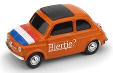 1/43 FIAT 500 BIERTJE? - T'IS HIER FANTASTICH - OLANDA Brumm BR059