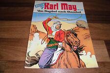Karl May Comic  # 7 -- von BAGDAD nach STAMBUL // Unipart / Illus. F. Jou 1976