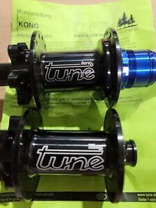 Tune King + Kong 100/142 28h XD Hubset