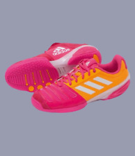 Fencing Shoes ADIDAS D Artagnian V  (Limited Edition - Pink&Yellow)