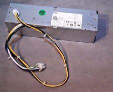 Dell Optiplex 3020 7020 9020 SFF PSU 255W Power Supply H1FWX FP16X NT1XP V9MVK