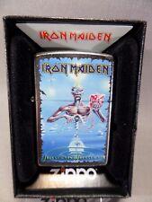 "Zippo - ""Iron Maiden-Seventh son of a Seventh son"" - nuevo embalaje original & - #639"