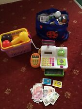 Toy Till And Accesories