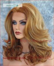 Lace Front Wig HAND TIED FRONT GF8642 SOFT SEXY CURLS  FAST SHIP US SELLER 149
