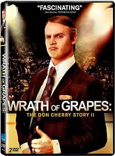 NEW 2DVD - Wrath of Grapes: The Don Cherry Story - Jared Keeso, Sarah Manninen,
