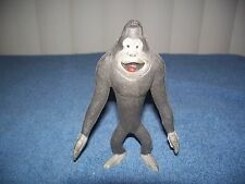 Rare Vintage 1968 King Kong Rubb'r Nik Rubber Bendy Figure Multiple Multi Toys