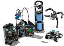 LEGO 6873 Marvel Super Heroes Spider-Man's Doc Ock Ambush - Complete