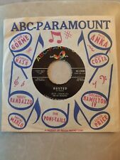 Ray Charles -  Busted - ABC Paramount  44022 EP in company sleeve