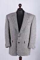 Burberrys London Classic Wool Blazer Jacket Size XL / UK44 / EU54 / IT54