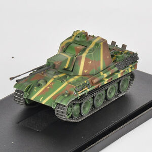 Dragon 60593 1/72 WWII 5.5cm Zwilling Flakpanzer, Germany 1945 Tank Model Toys