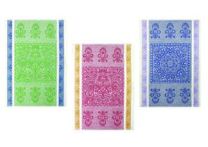 Kitchen Towels Set of 3 Made Belarus Cotton Linen Dish Tea Towels Folk Pattern
