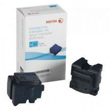 Xerox Phaser Colo8570 Genuine Solid Ink 2 Stick Blue 108R00941 for ASIA PACIFIC