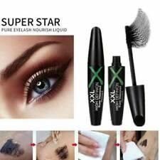 4D Silk Fiber Eyelash Mascara Extension Makeup Black Waterproof Eye Lash Volume