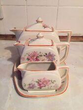 Unboxed British Date-Lined Ceramic Tea Pots