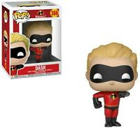 The Incredibles - Dash Funko Pop! Animation #366 - New in Box - Movie Figurines