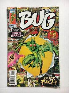 Bug #1 Fine 1997 Marvel Comic