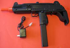 UZI Auto Electric Airsoft Gun MAC 10, 11 Style SMG Shoot 6mm Plastic BB