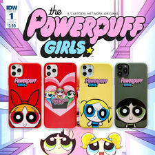 Powerpuff Girls Cute PlainSoft Phone Case Cover For iPhone11ProMax 7 8Plus XR